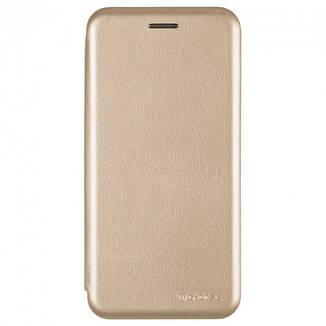 Чехол-книжка G-Case Ranger Series for Samsung A530 (A8-2018) Gold, фото 2