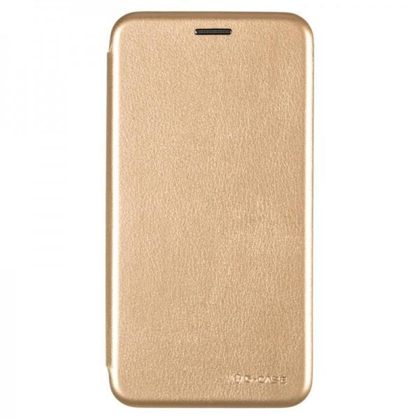Чехол-книжка G-Case Ranger Series for Samsung A750(A7-2018) Gold