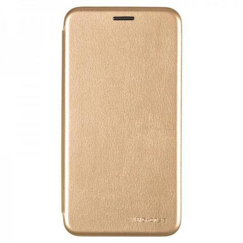 Чехол-книжка G-Case Ranger Series for Samsung A750(A7-2018) Gold, фото 2