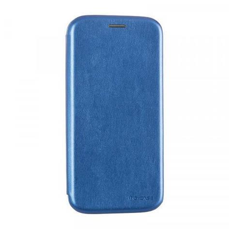Чехол-книжка G-Case Ranger Series for Samsung A205 (A20) Blue, фото 2