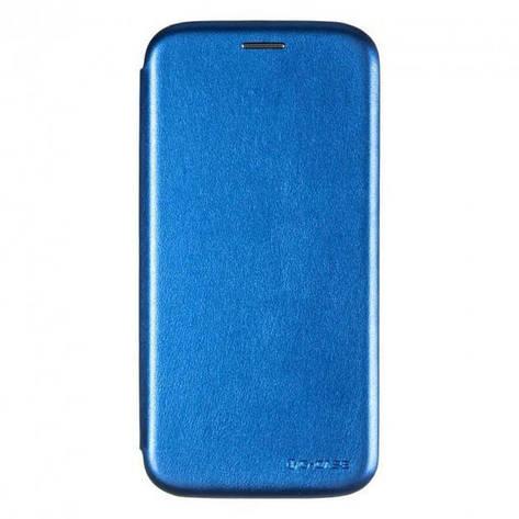 Чехол-книжка G-Case Ranger Series for Xiaomi Redmi 8 Blue, фото 2