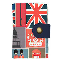 Визитница Великобритания