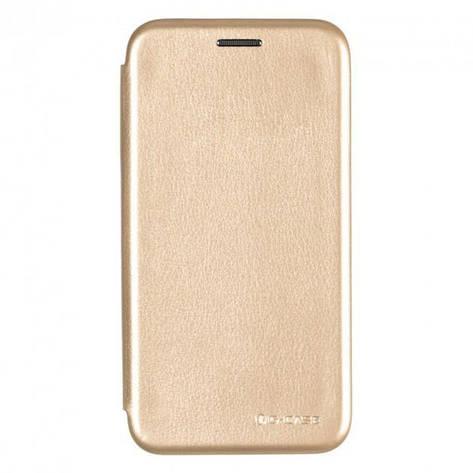 Чохол-книжка G-Case Ranger Series for Samsung A705 (A70) Gold, фото 2