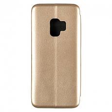 Чехол-книжка G-Case Ranger Series for Samsung G960 (S9) Gold, фото 2