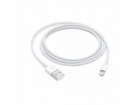 Кабель Apple Lightning to USB 1 м (MD818ZM/A) White, фото 2