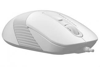 Миша A4Tech FM10 White, фото 2