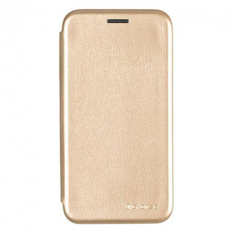 Чехол-книжка G-Case Ranger Series for Samsung A405 (A40) Gold, фото 2