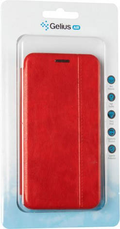 Чохол-книжка Gelius Book Cover Leather для Huawei P Smart Z Red, фото 2
