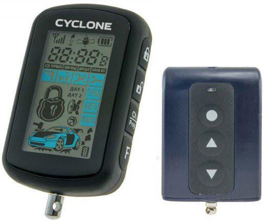 Автосигналізація Cyclon X-500D
