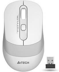 Миша бездротова A4 Tech Fstyler FG10 White