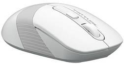 Мышь беспроводная A4 Tech Fstyler FG10 White, фото 2