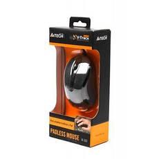 Мышь A4Tech N-360-1 Grey, фото 3