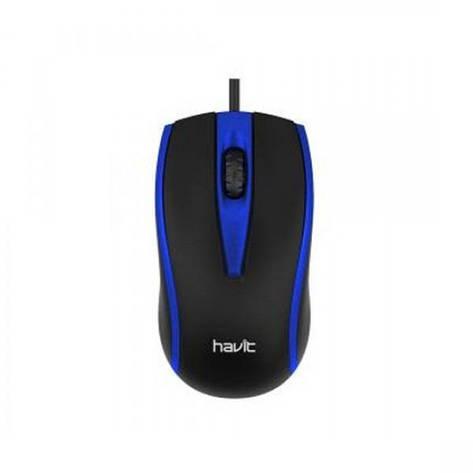 Мышь Havit HV-MS871 Blue, фото 2