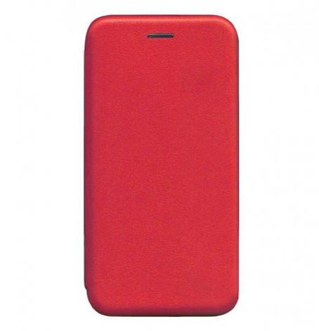 Чехол-книжка G-Case Ranger Series for Xiaomi Redmi Note 9 Red, фото 2