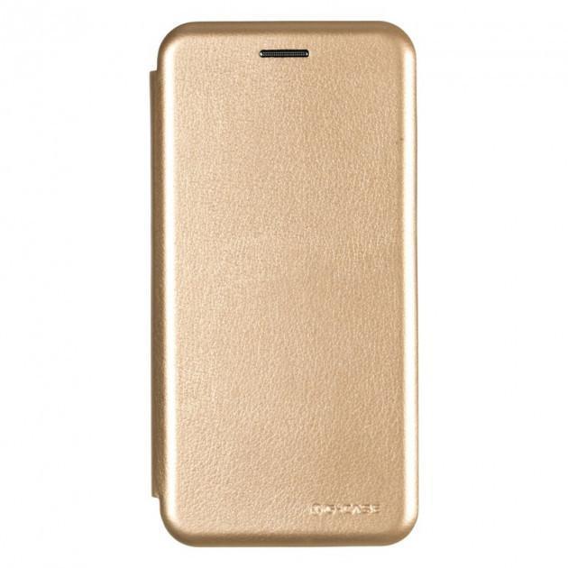 Чохол-книжка G-Case Ranger Series for Samsung J600 (J6-2018) Gold