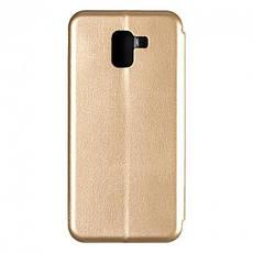 Чохол-книжка G-Case Ranger Series for Samsung J600 (J6-2018) Gold, фото 2