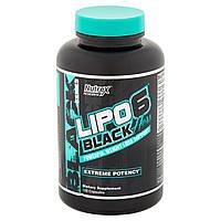 Жіросжігателя Nutrex Lipo 6 Black Hers (120 кап)