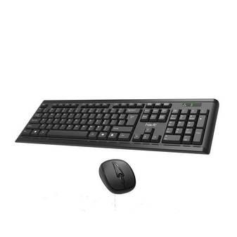 Клавіатура і миша HAVIT HV-KB653GCM бездротові USB Black, фото 2