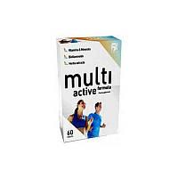 Вітамінно-мінеральний комплекс Fitness Authority Multiactive formula (60 таб)