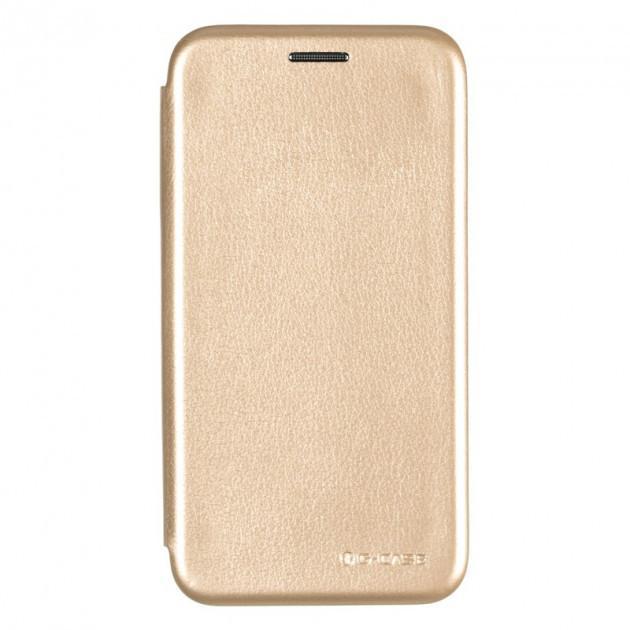 Чохол-книжка G-Case Ranger Series for Samsung моделі j120 (J1-2016) Gold