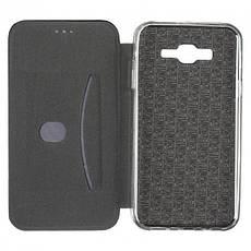 Чехол-книжка G-Case Ranger Series for Samsung J320 (J3-2016) Black, фото 3