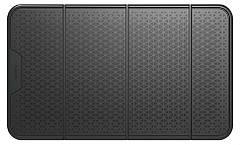 Гумовий килимок Baseus Folding Bracket Antiskid Pad SUWNT-01 Black, фото 2