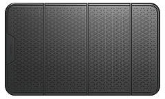 Резиновый коврик Baseus Folding Bracket Antiskid Pad SUWNT-01 Black, фото 2