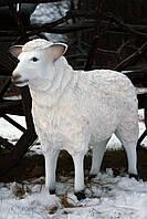 "Садовая фигура ""Овца"" 62см, фото 1"