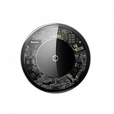 Бездротове зарядний пристрій Baseus Simple Wireless Charger (CCALL-AJK01) Crystal, фото 3