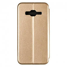 Чехол-книжка G-Case Ranger Series for Samsung J700 (J7) Gold, фото 2