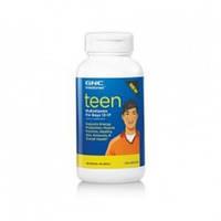 Вітамінно-мінеральний комплекс GNC Teen Multivitamin for boys 12-17 (120 кап)