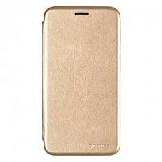 Чехол-книжка G-Case Ranger Series for Samsung J510 (J5-2016) Gold