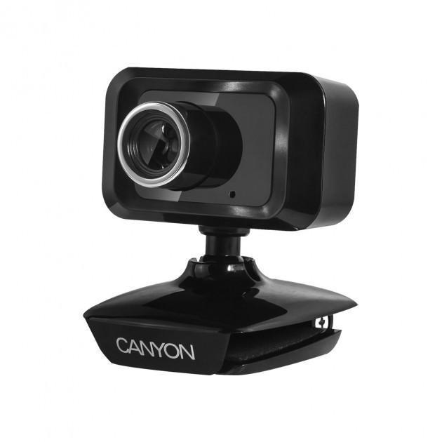 Веб-камера CANYON CNE-CWC1-01 Black