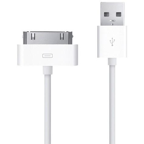 Кабель 30-pin to USB Cable (MA591FE), фото 2