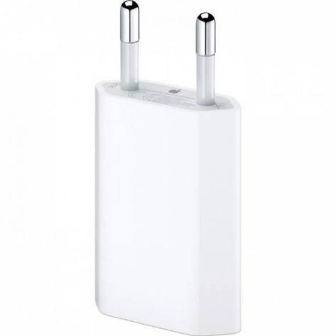 Сетевое зарядное устройство Apple iPhone 5W USB Power Adapter (MD813ZM/A), фото 2