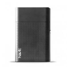 УМБ Power bank портативное зарядное устройство HAVIT HV-PB8001, 10000 mAh, black