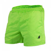 Шорти Gorilla wear Miami Shorts Neon (Lime)