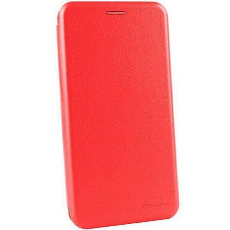 Чехол-книжка G-Case Ranger Series for Xiaomi Redmi 9А Red, фото 2