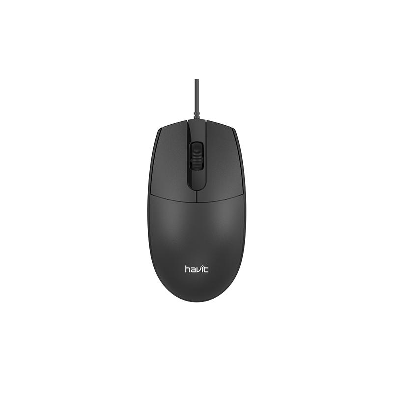 Миша Havit HV-MS70 Black