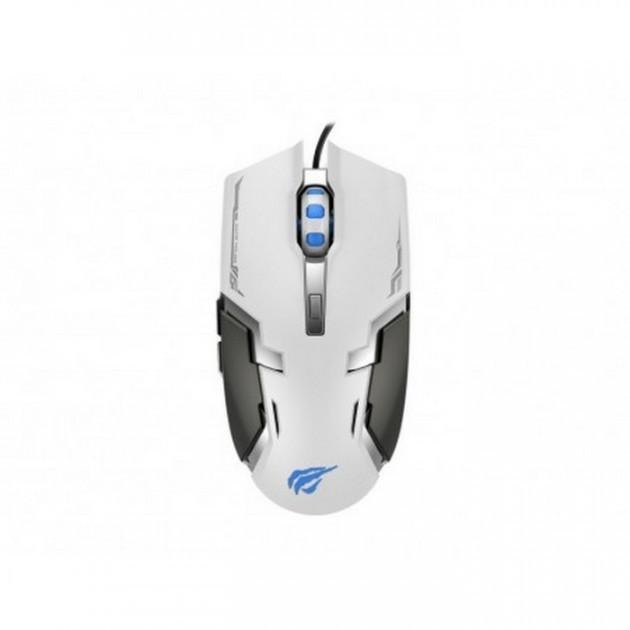 Ігрова миша Havit HV-MS749 white