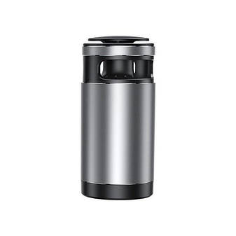 Очиститель-освежитель воздуха для автомобиля Baseus Formaldehyde Purifier Silver (ACJHQ-0S), фото 2