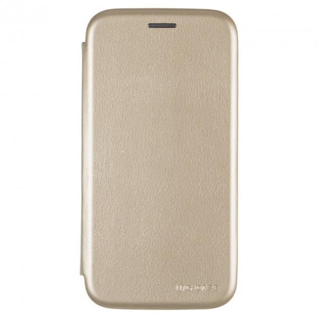 Чехол-книжка G-Case Ranger Series for Samsung G930 (S7) Gold