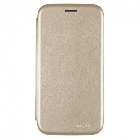 Чехол-книжка G-Case Ranger Series for Samsung G930 (S7) Gold, фото 2