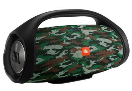 (Копия) Портативная акустика JBL Boombox (JBLBOOMBOXSQUADEU) Squad