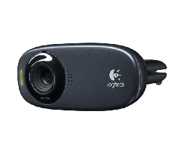 Веб-камера Logitech C310 HD (960-001065) Black, фото 2