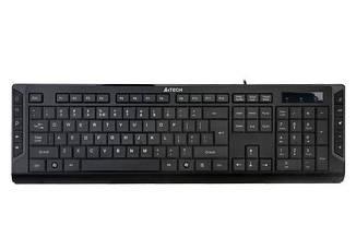 Дротова клавіатура A-4 Tech KD-600 USB, фото 2