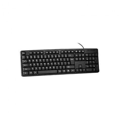 Дротова клавіатура HAVIT HV-KB430 Black, фото 2