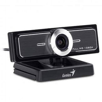 Веб-камера Genius WideCam F100, Full HD, фото 2