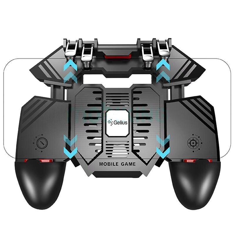 Беспроводной геймпад Gelius Pro Mega Boost GP-GT003 Black