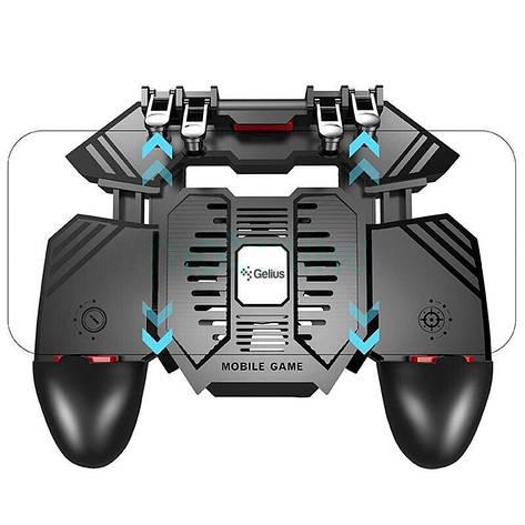 Беспроводной геймпад Gelius Pro Mega Boost GP-GT003 Black, фото 2